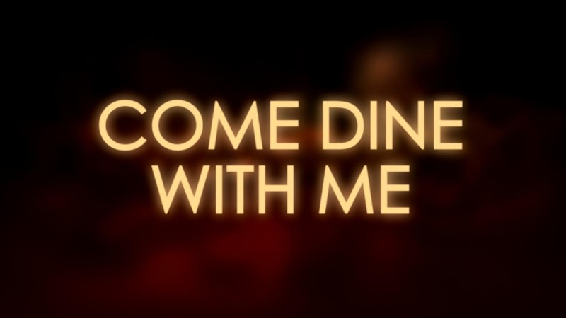 برنامج COME DINE WITH ME يعلن عن بدء تجارب الأداء في الإمارات العربية المتحدة