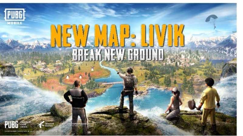 إطلاق خريطة LIVIK الجديدة كلياً في لعبة ببجي موبايل لتجربة حماسية في تحقيق الانتصارات