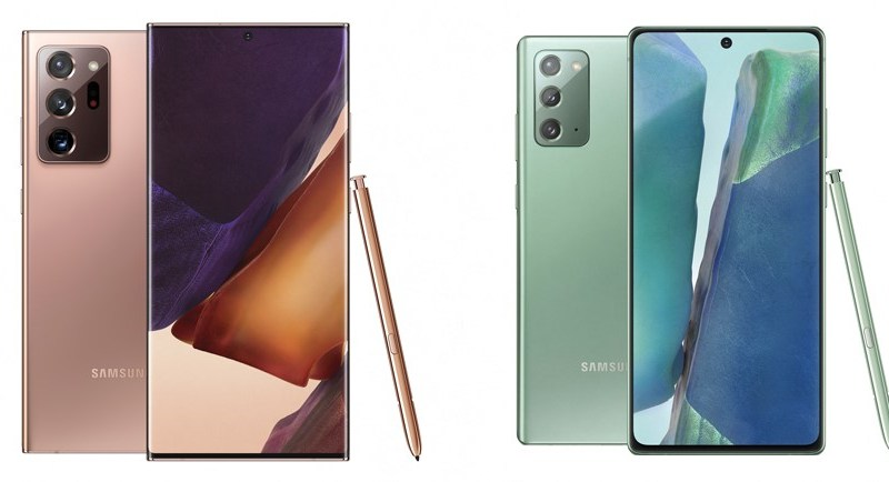إقبال كبير على الطلب المسبق لهاتف Galaxy Note20 وGalaxy Note20 Ultra في السعودية قبل طرحة في الأسواق