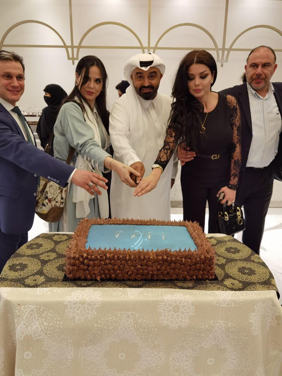 افتتاح مطعم جنا العالمي بعد عمل تجديدات الديكور في فندق بوتيك المشرق وسط حضور اهم الشخصيات وممثلي الاعلام في الرياض