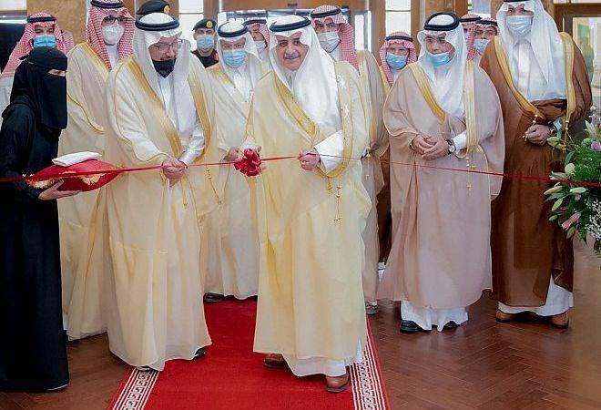 الأمير فهد بن سلطان يفتتح فندق جراند ميلينيوم بالمدينة الجامعية بتبوك