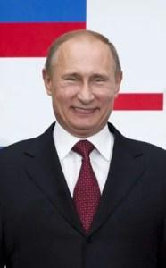 Russian President Vladimir Putin visited the Netherlands in April 2013. (Photo: Pierre Crom / Demotix)