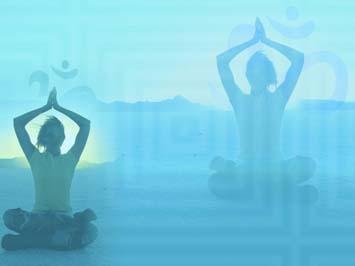 Meditation 09 PowerPoint Templates