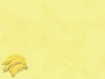 Banana 02 PowerPoint Templates