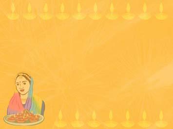 Hd Diwali Wallpapers Free Diwali 02 Powerpoint Templates