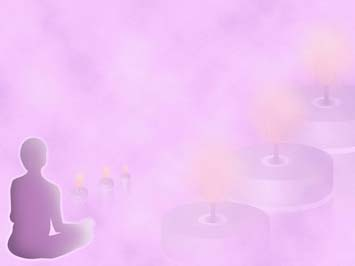 Meditation 03 PowerPoint Templates