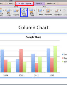 Chart layout tab selected also data labels in powerpoint for mac rh indezine