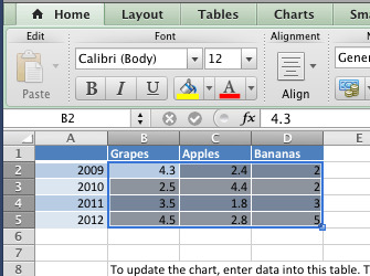 Format Number Options For Chart Data Labels In Excel