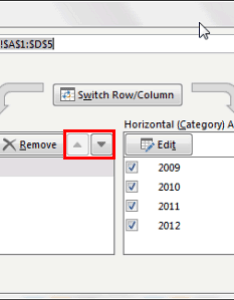 Select data source dialog box also change order of chart series in powerpoint for windows rh indezine
