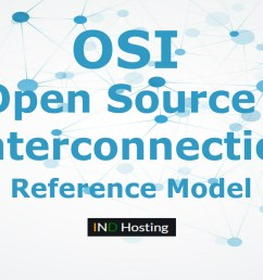 explain osi reference model in detail with diagram [ 1920 x 1080 Pixel ]
