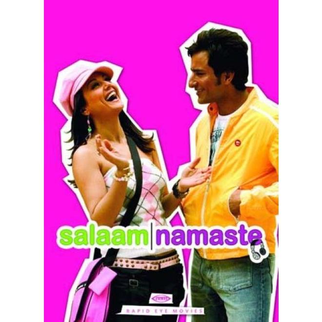 Salaam Namaste  Hochzeit Nein Danke  DVD Deutsche