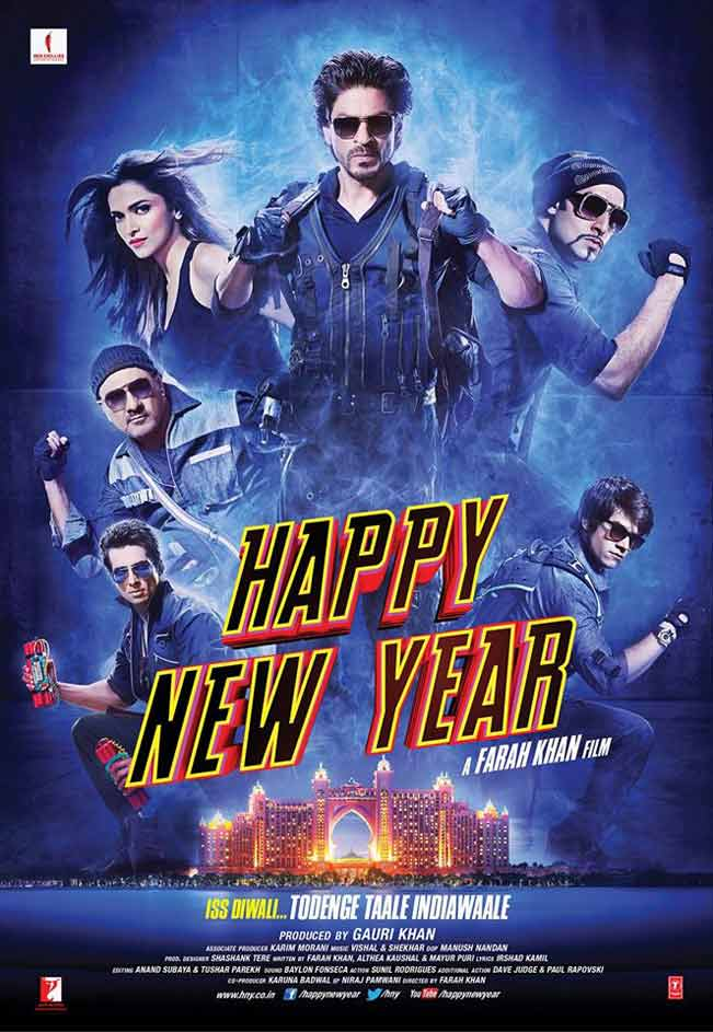 Image result for happy new year movie poster