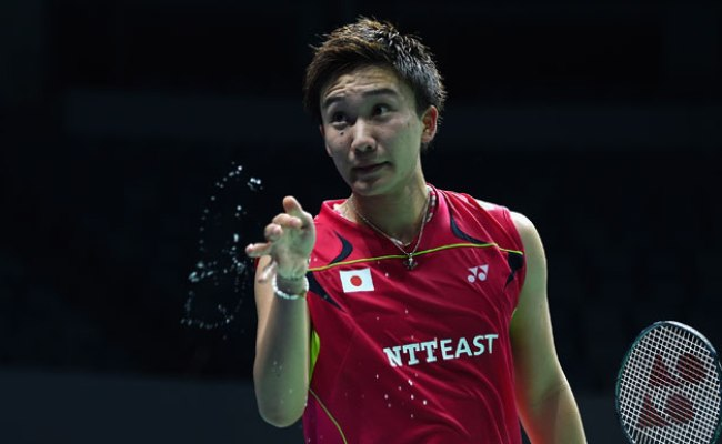 Singapore Open Super Series 2015 Kento Momota Wins Men S