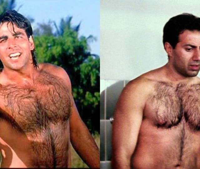 Which Of These Bollywood Heroes Deserves To Win The Hairy Scary