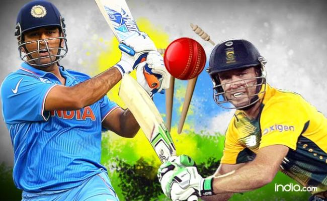 India Vs South Africa 2nd Odi 2015 Toss Report Playing
