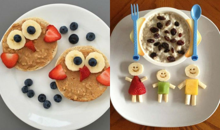 Fun Foods Kids Eat