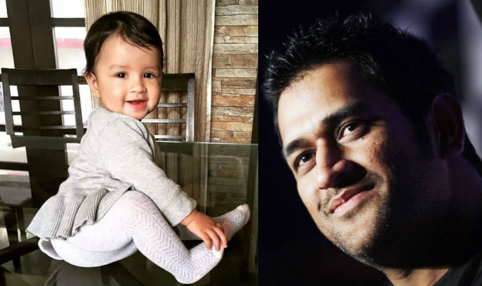 New Cute Baby Doll Wallpaper Ms Dhoni S Daughter Ziva Is Cute 10 Month Toddler See
