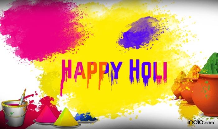 Happy Holi Hd Wallpaper Holi 2016 Hindi Best Holi Sms Whatsapp Amp Facebook