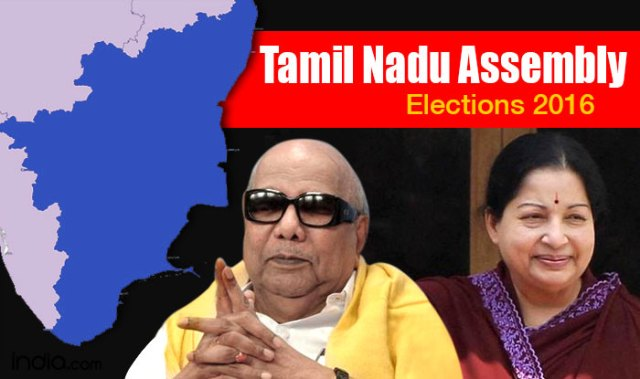 Tamil Nadu Election Exit Poll 2021