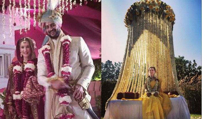 Arunoday Singh And Lee Elton Wedding Pictures Btown Hunk