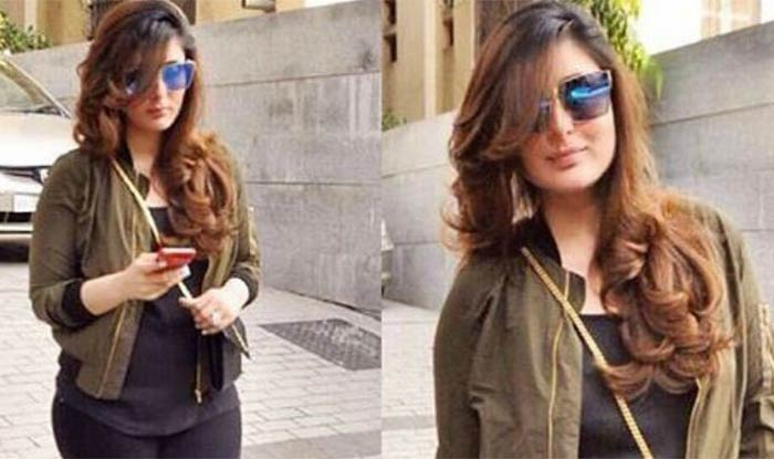 Kareena Kapoor Khan Steps Out For A New Haircut And Looks