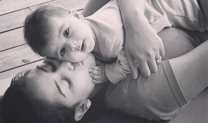 Shahid Kapoors Daughter Misha Says Hello World Her