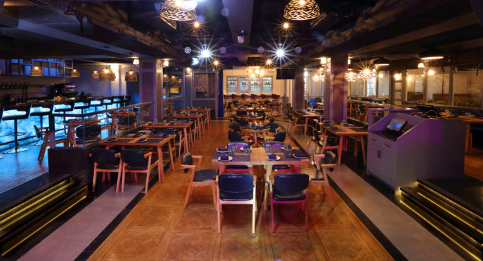 The Finch Mumbais brand new live music pub is a treat