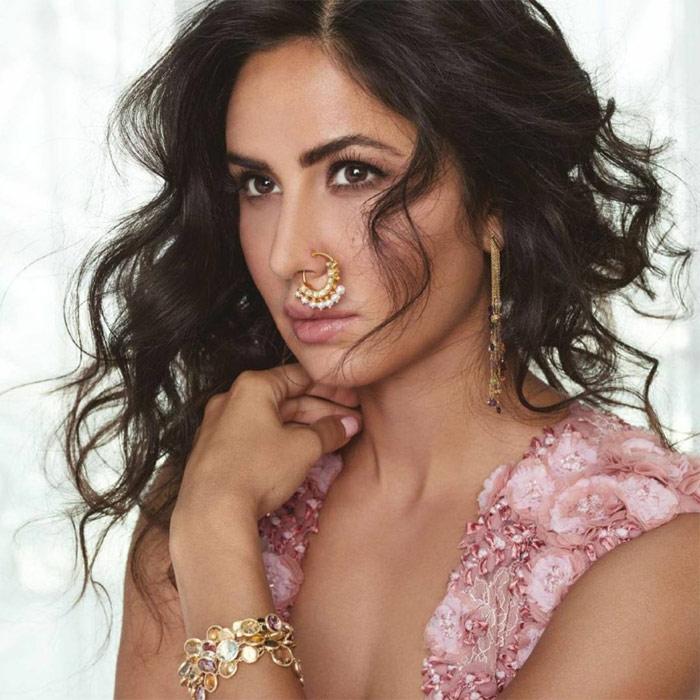 Katrina Kaif for Harper's Bazaar Bride India