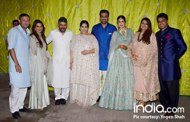 Sagarika-Ghatge-and-Zaheer-Khan's-mehendi-ceremony-on-26-11-2017-pics-yogen-shah-(39)