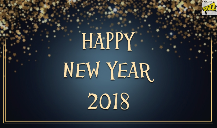 Happy New Year Welcome 2018 By Sending These