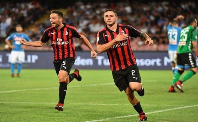 Sassuolo Vs Ac Milan Live Streaming Serie A 2018 19