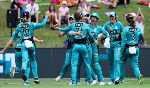 Sydney Sixers to Host Brisbane Heat for WBBL Final | India.com