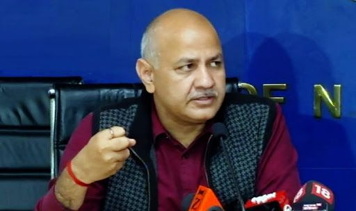All Private & Govt Schools in Delhi to Remain Shut Until Next Order, Announces Sisodia