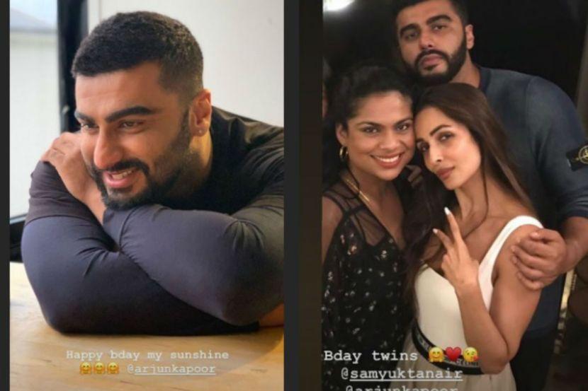 Arjun Kapoor is Malaika Arora's 'Sunshine' in a Beautiful Birthday Special Post on Instagram