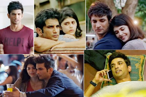Dil Bechara Trailer Out: Sushant Singh Rajput, Sanjana Sanghi's Film is Emotional Ride of Romance 50
