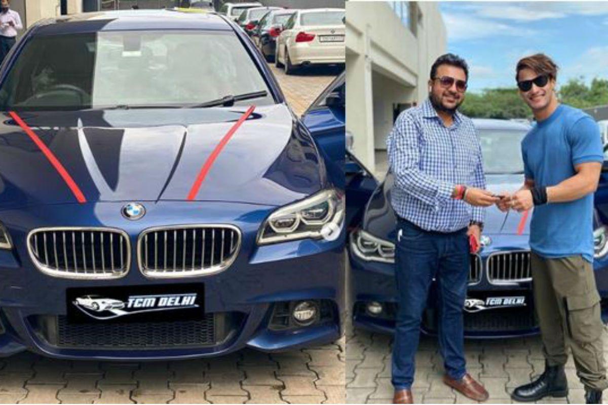 Bigg Boss 13 Contestant Asim Riaz Buys His Dream Car BMW 5 Series M Sports- See Pics 102