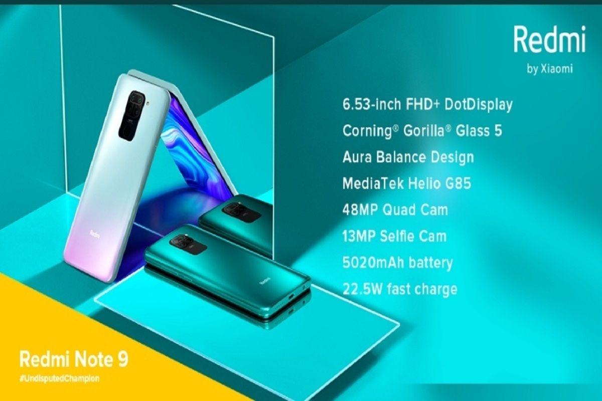 Xiaomi's Redmi Note 9, Featuring Quad Rear Camera, Launched in India