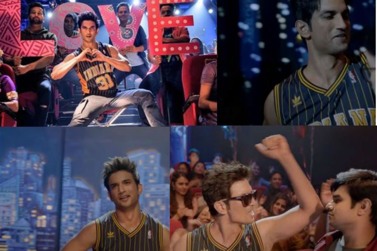 Dil Bechara Title Track Out: Sushant Singh Rajput Sets Heart Racing While Performing on Stage 5