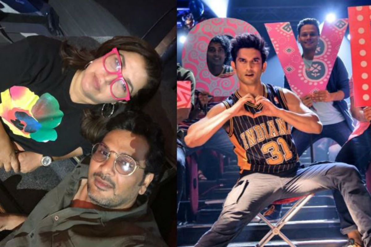 Dil Bechara News: Mukesh Chhabra Reveals Farah Khan Choreographed Sushant Singh Rajput's Song For Free 3