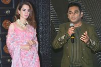 Kangana Ranaut Reacts to AR Rahman's Big Statement About a 'Bollywood Gang' That's Not Letting Him Curate Hindi Film Music