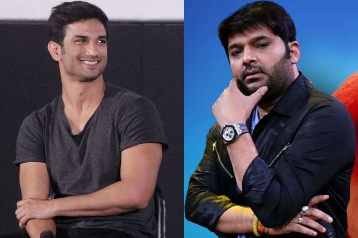 Kapil Sharma Abused For Not Posting on Sushant Singh Rajput's Suicide Case, he Hits Back at The Troll 75