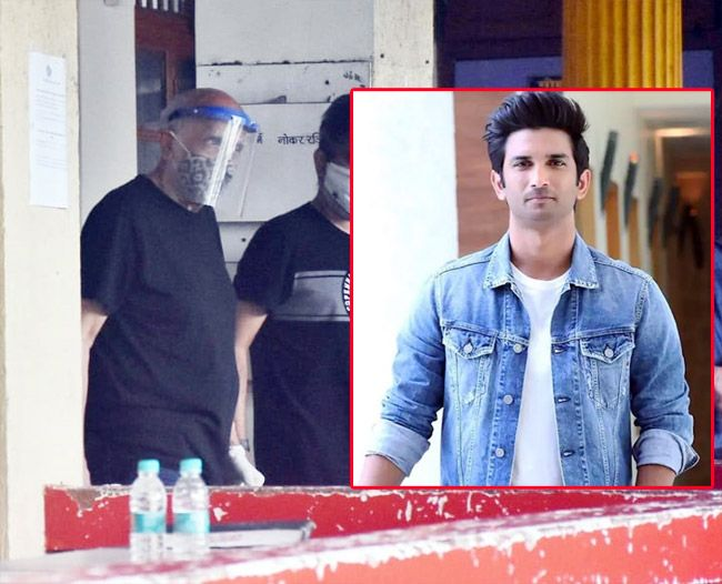 Sushant Singh Rajput Suicide Case: Mahesh Bhatt Says Sadak 2 Was Never Offered to The Late Actor, Met Him Only Twice