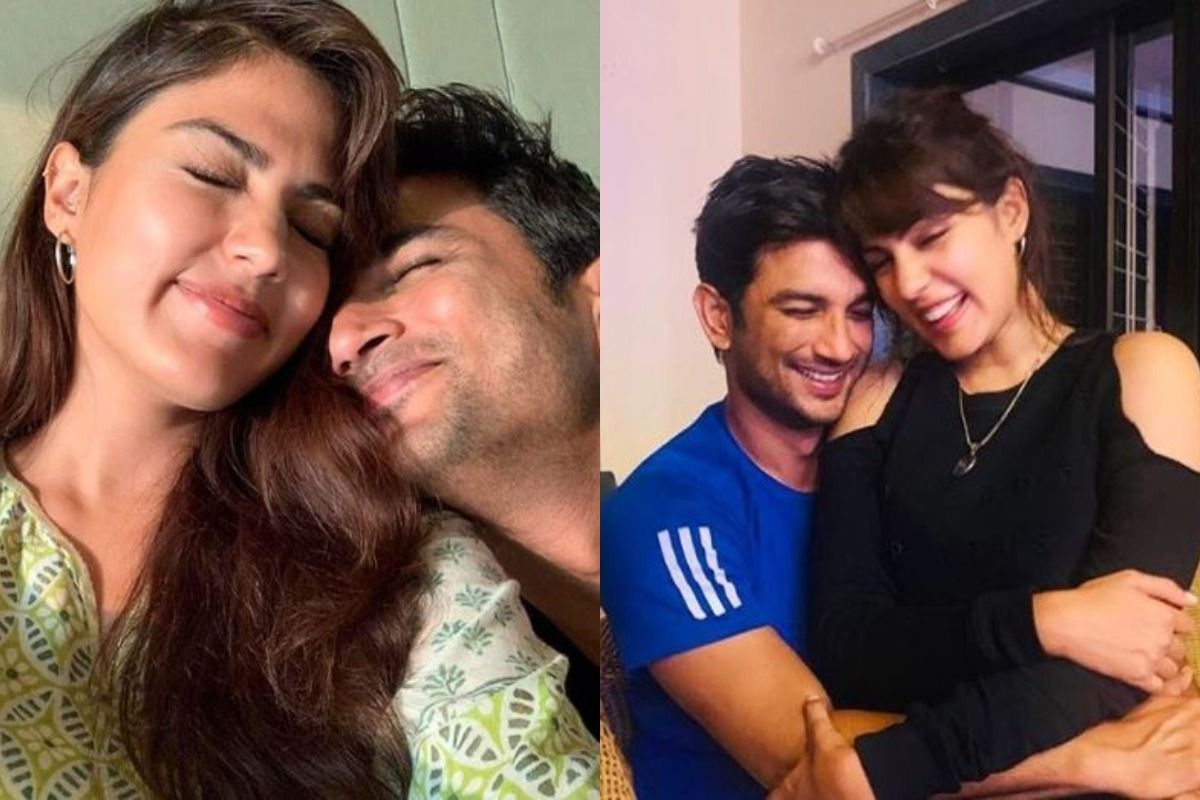 Rhea Chakraborty Threatened to Frame Sushant Singh Rajput in Disha Salian's Death Case, States Actor's Father in FIR