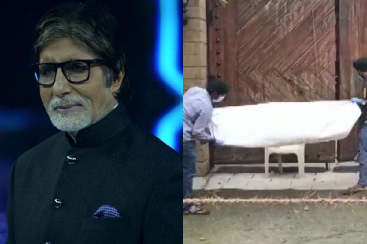 Amitabh Bachchan's Bungalow Jalsa No More Containment Zone, BMC Removes Poster