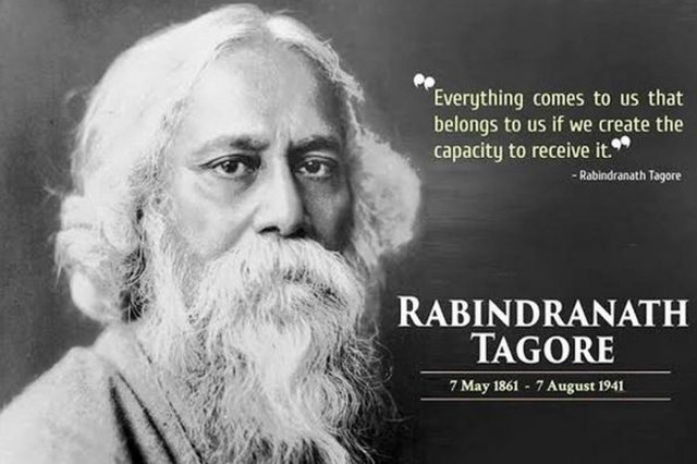 Image result for rabindranath tagore
