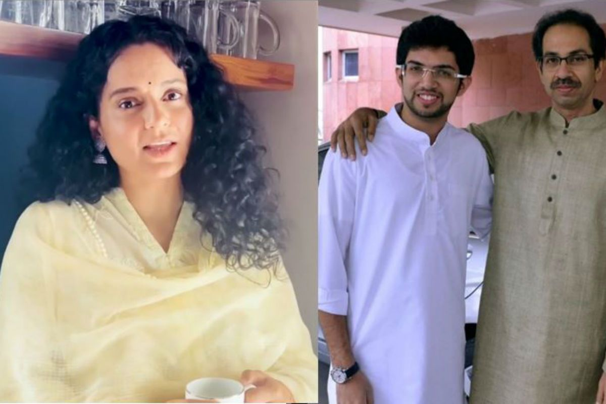 SSR Death Case: Kangana Ranaut Reacts to Aditya Thackeray's 'Dirty Politics' Statement, Says 'Everyone Knows How Your Father Became The CM'