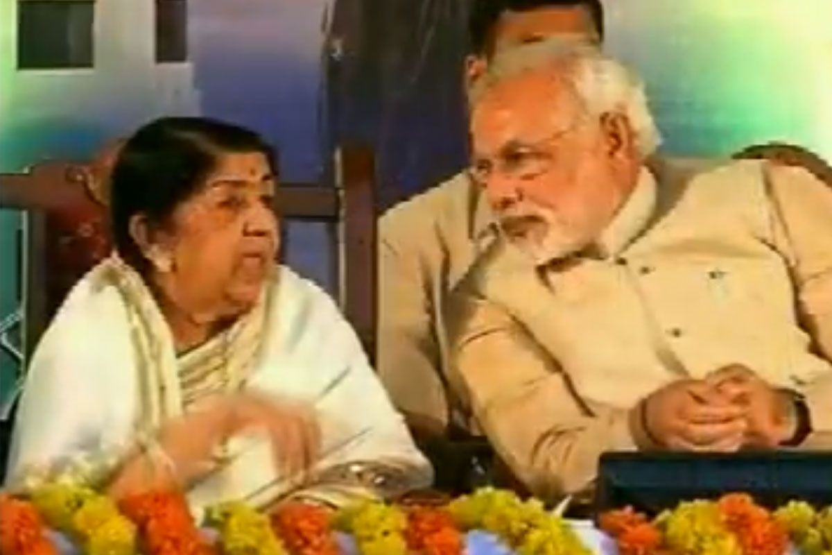 Raksha Bandhan 2020: Lata Mangeshkar Wishes PM Modi, He Responds With, 'I Pray For Your Health And Long Life'