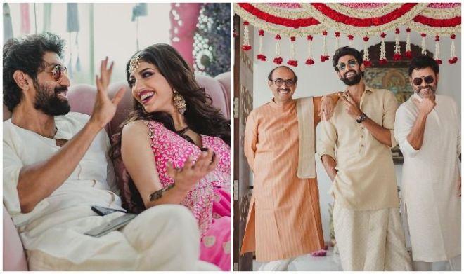 Rana Daggubati-Miheeka Bajaj Wedding Highlights: Baahubali Actor to Exchange Vows With His Ladylove Soon