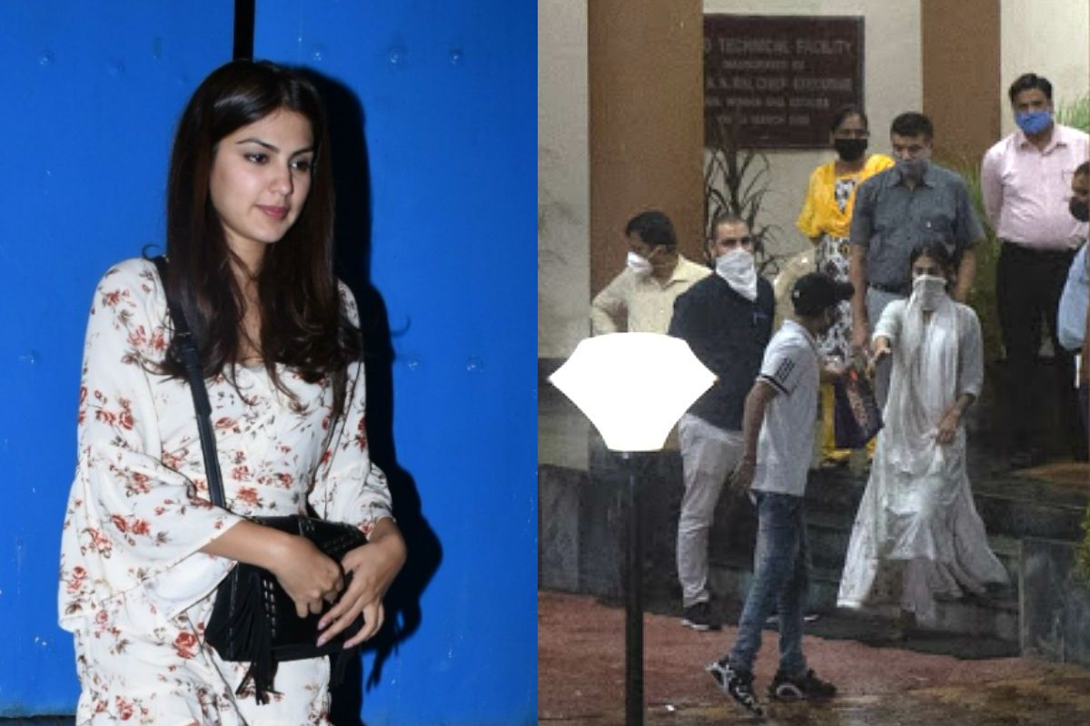 Sushant Singh Rajput Death Probe: List of 15 Questions Asked to Rhea Chakraborty by CBI