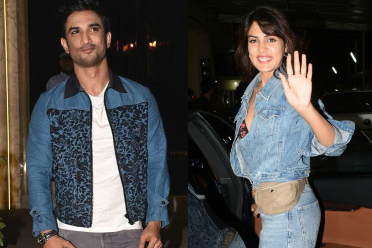 Sushant Singh Rajput's Ex-Driver Dhiren Claims Rhea Chakraborty Partied With Friends When SSR Was Was Terribly Unwell